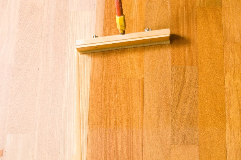 How do you know it's time to refinish your floor? A simple, easy guide to keeping your floor looking gorgeous!