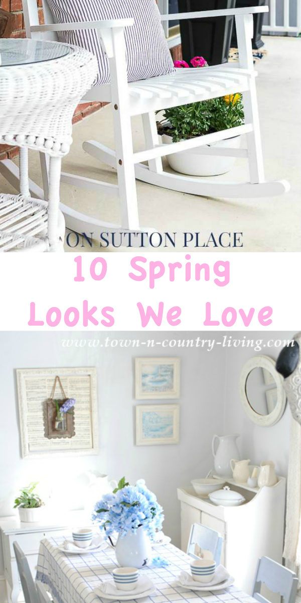 Get inspired this Spring with 10 of the best Spring looks from around the web!