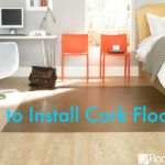 Cork flooring is the hottest new trend in home flooring--check out how easy it is to install!