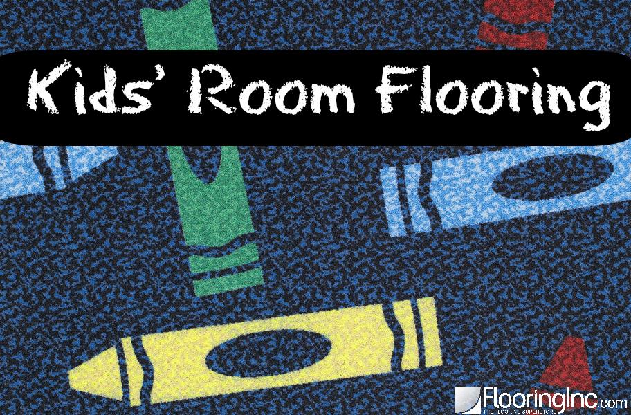 Kids Bedroom Flooring kids' room flooring - flooringinc blog