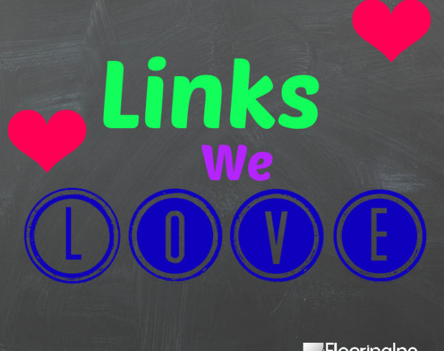 Links We Love: Find the best home & DIY links from around the web!