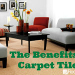 The Benefits of Carpet Tiles: Easy to install, maintain and change up, there are so many reasons to choose carpet tiles!