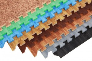 4 Options for Home Gym Flooring: Make the choice between rubber, foam, carpet and vinyl