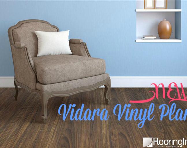 Vidara Vinyl Planks: Low cost interlocking flooring