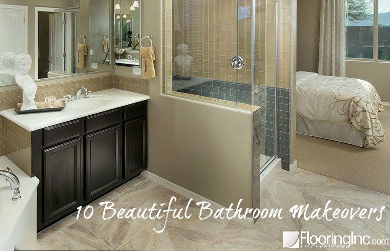 10 beautiful bathroom makeovers something for every budget and aesthetic - Bathroom Makeovers