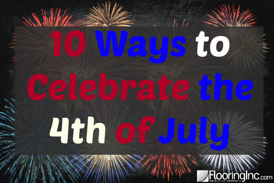 10 Ways to Celebrate the 4th of July: Crafts, decor and more!