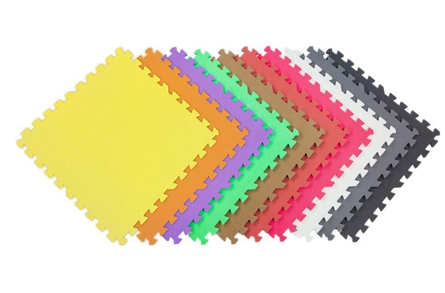 1:2 Eco-Soft + Foam Tiles