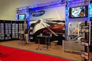 Trade Show Flooring: Create the perfect trade show booth starting from the floor. Several options including, foam, carpet, vinyl and more to make your trade show a smashing success!