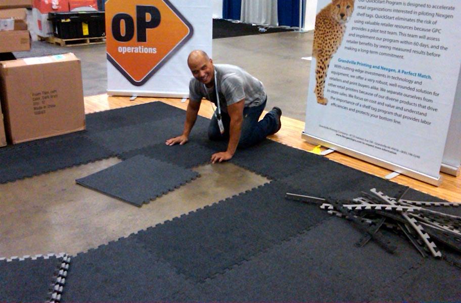 5:8 Eco-Soft Carpet Tiles