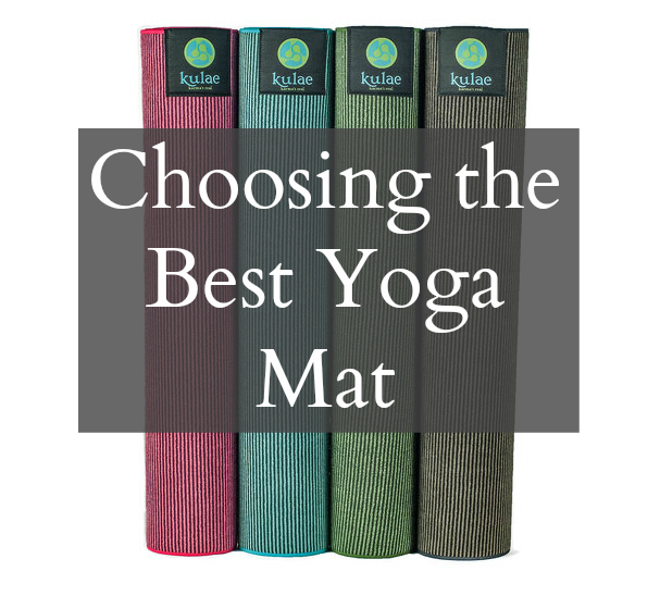 Choosing the Best Yoga Mat: Everything you need to know about finding the right mat for your practice