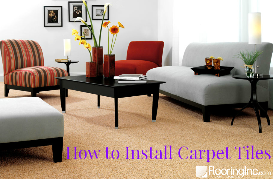 How to Lay Carpet Squares The Family Handyman