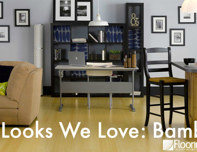 Looks We Love: Bamboo--Start your design from the bottom up with bamboo floors!