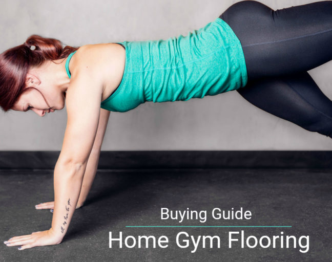 Home Gym Buying Guide: 5 Options for Home Gym Flooring