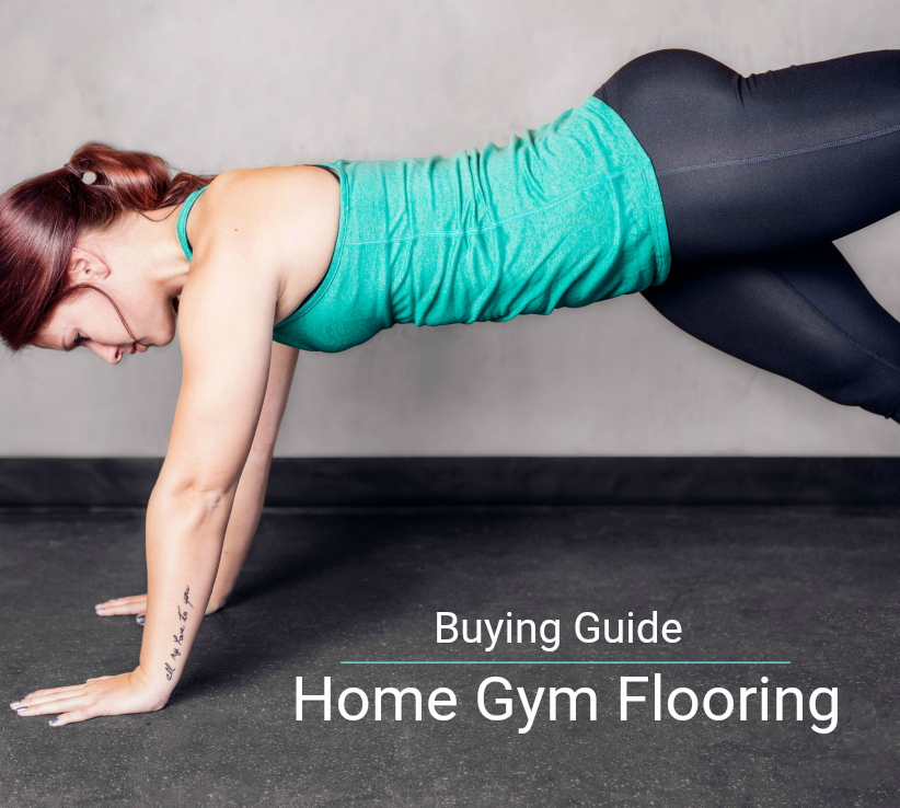 Buying Guide: 5 Options For Home Gym Flooring