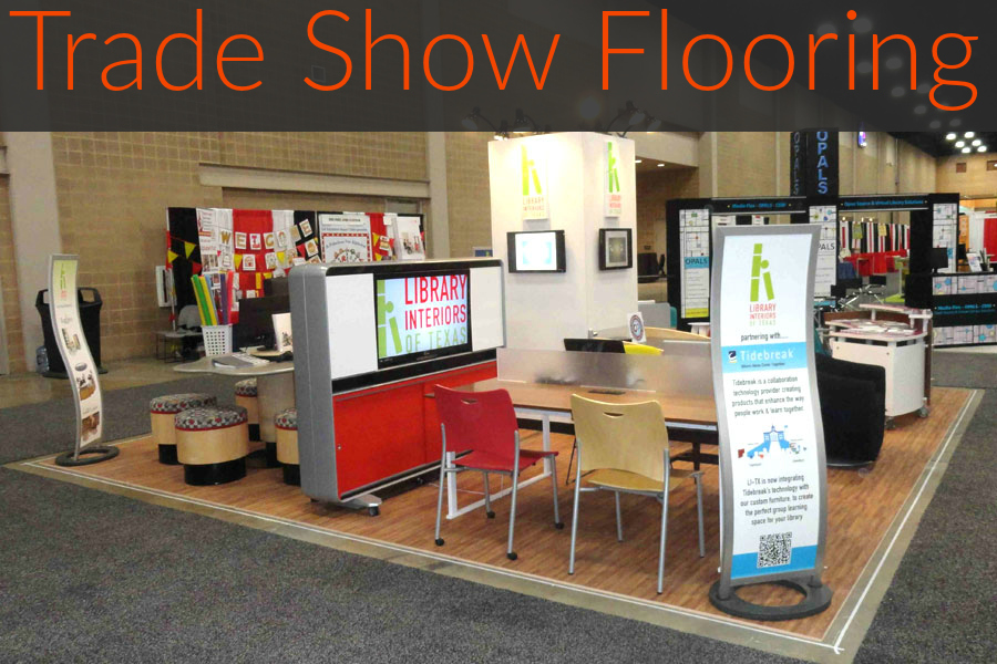 Exhibition Booth Flooring : Trade show flooring flooringinc