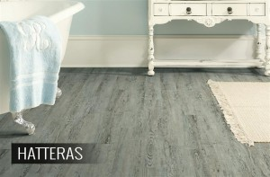 The Newest in Luxury Vinyl: Everything you love about hardwood with the ease of vinyl