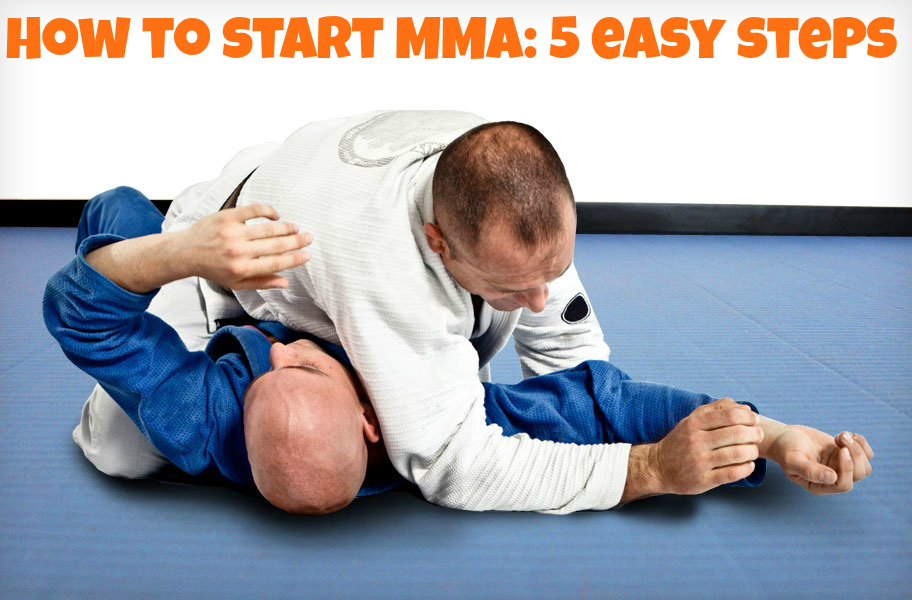 How to Start MMA: 5 easy steps to your new fitness program!