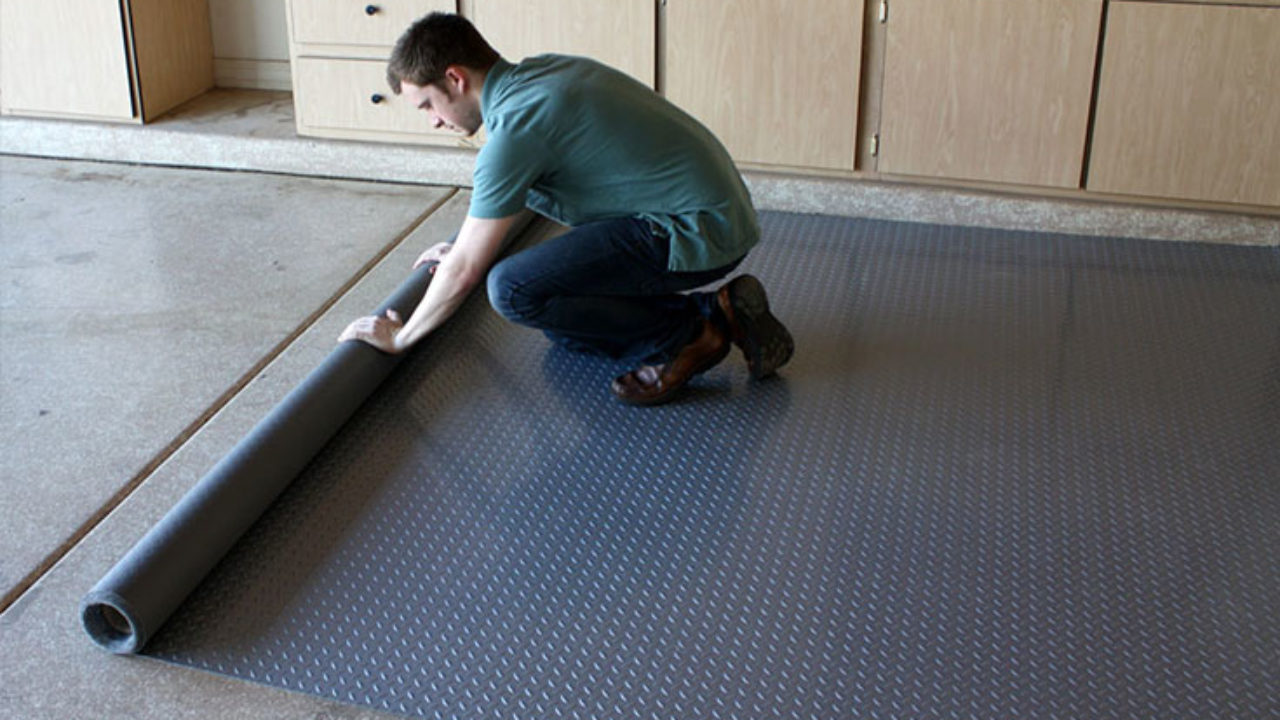 How To Choose Garage Flooring Inc