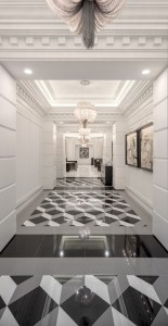 Eye Catching Tile Patterns: Create any look from classic to trendy to avant garde with this tutorial. 20+ tile pattern options all in one place.