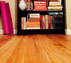 Vidara Vinyl Planks: Gorgeous, easy to install and super affordable luxury vinyl planks that can easily go over existing flooring making them the perfect DIY project!