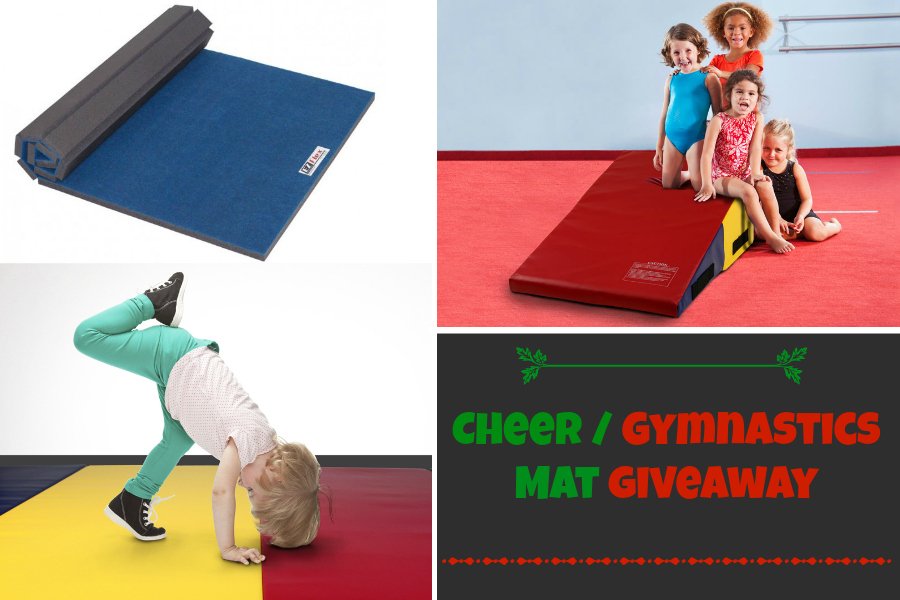 Cheer Gymnastics Mat Giveaway Flooringinc Blog