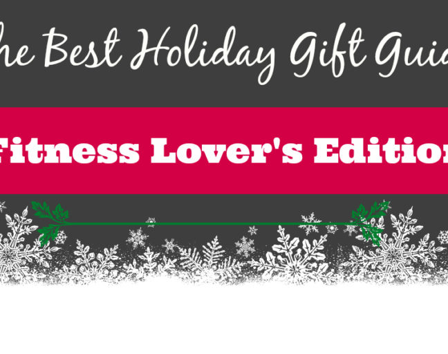 The Best Holiday Gift Guide: Fitness Lover's Edition. Buy the perfect gift for any fitness lover in your life with this ultimate guide for every sport and budget.