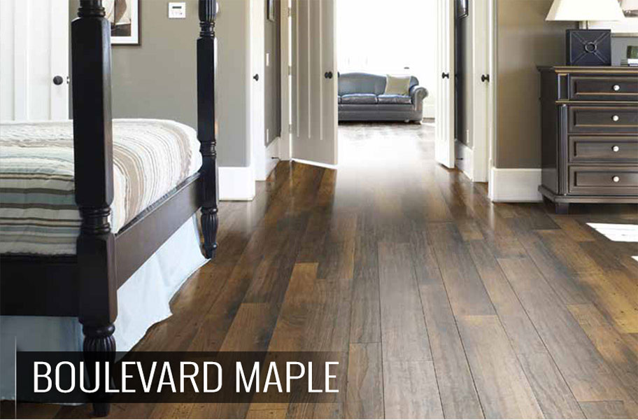 Laminate Flooring Many People Don T Know The Difference Between Vinyl