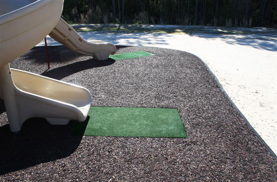 Flooring Inc. Playground Slide Mats