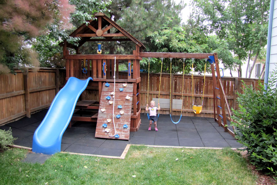 Playground Flooring Safety: Make Sure Your Playground Is Safe And Fall  Height Safety Rated With ...