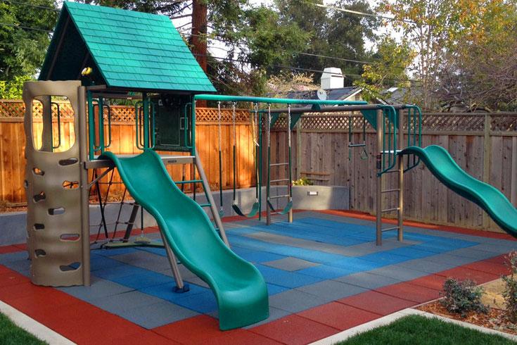 Playground Flooring Safety The
