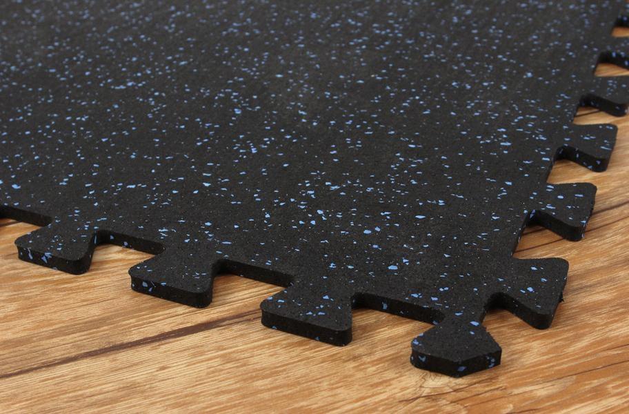 Eco-Friendly Flooring Guide: rubber tile