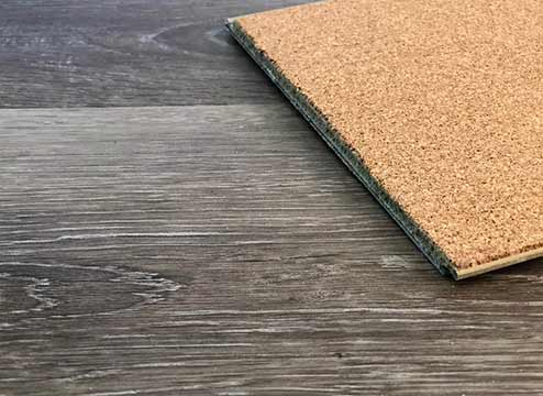 Flooring Inc - Linoleum vs Vinyl Flooring - wear layer of vinyl