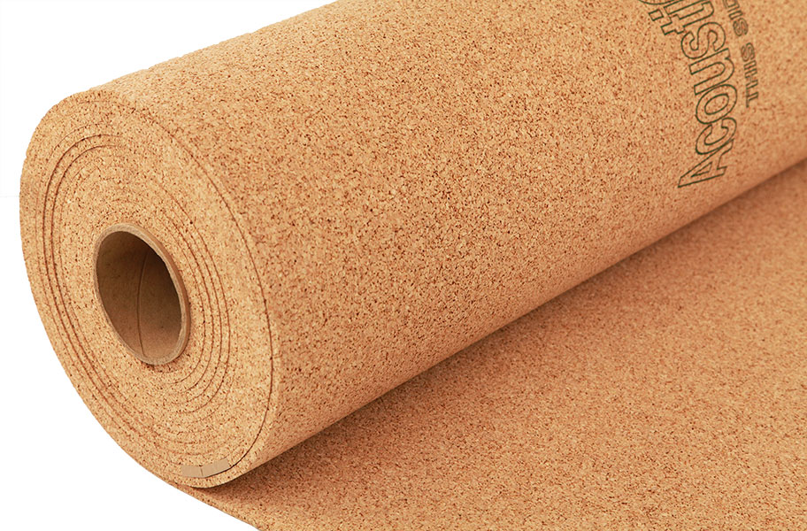 Underlayment buying guide your questions answered for Cork linoleum