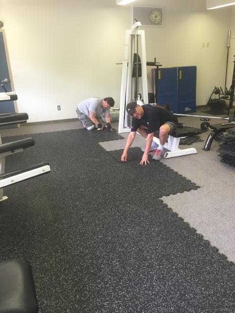 Photo Friday 28 High School Gym Edition Flooringinc Blog