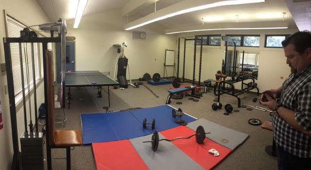 Photo friday high school gym edition flooringinc