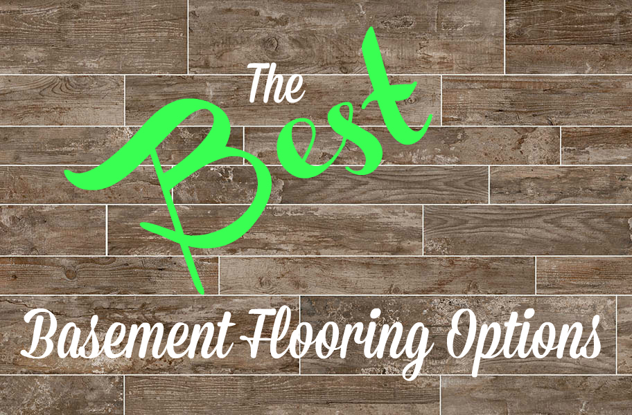 The Best Basement Flooring Options FlooringInc Blog - Flooring options for basements that get water