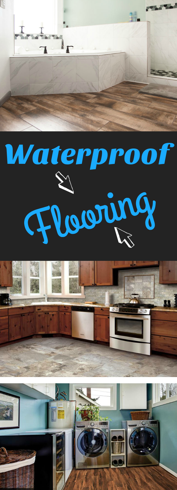 The best waterproof flooring options flooringinc blog waterproof flooring the newest craze on the market is flooring that is 100 waterproof dailygadgetfo Gallery
