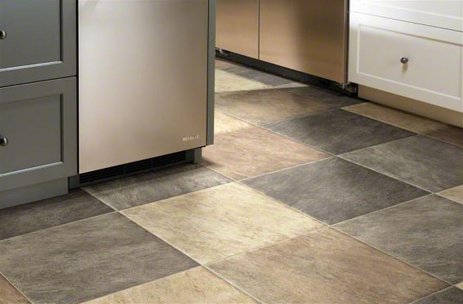 Stone Look Vinyl 2017 Flooring Trends Update Your Home In Style With These That