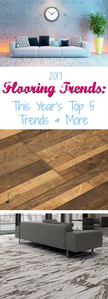2017 Laminate Flooring Trends: Update your home in style with these laminate flooring trends that will stay in style the lifetime of your floor.