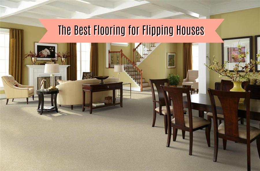 The best flooring for flipping houses flooringinc blog for Best way to flip houses