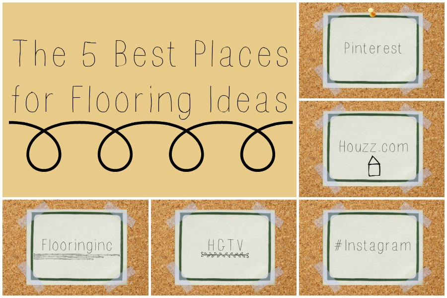 The 5 Best Places for Flooring Ideas: Lacking inspiration? Find out what sites offer the best ideas for flooring.