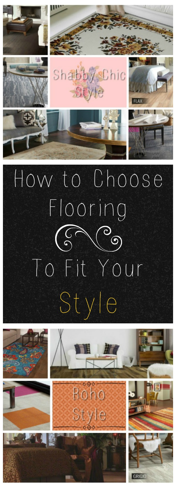 How to Choose Flooring to Fit Your Style