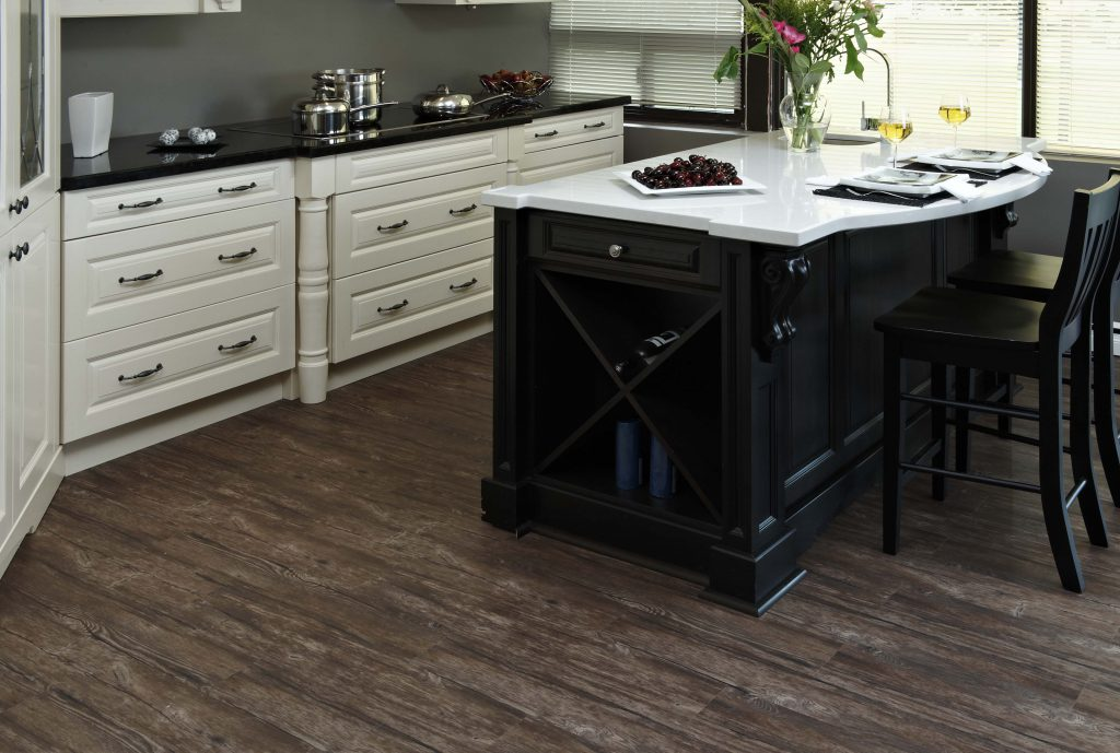 How To Choose The Best Kitchen Floor  Vinyl, Tile, Or Wood? Which