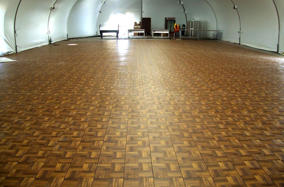 deluxe dance tiles for portable dance flooring