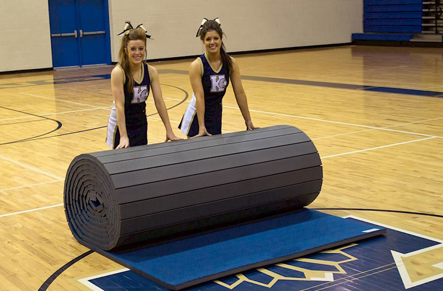 Roll Out Cheer Mats Amp Gymnastics Mats Buyer S Guide