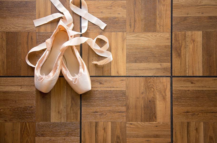 tap dance tiles