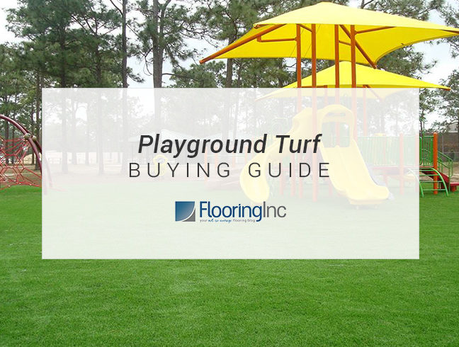 Playground Turf Buying Guide