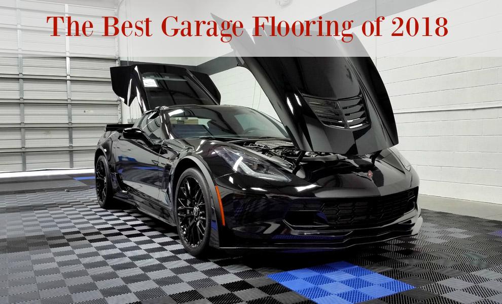 The Best Garage Flooring of 2018 6 Garage Flooring Ideas