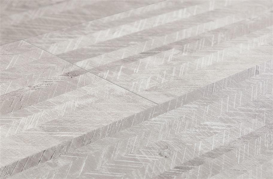 patterned vinyl plank