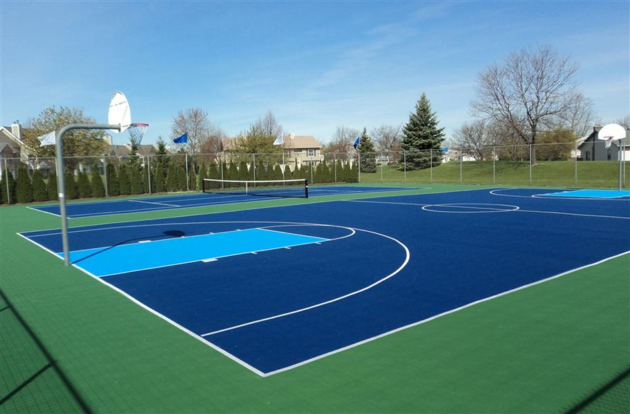 How To Choose Basketball Court Flooring The Right Court For Your - Mate flex flooring